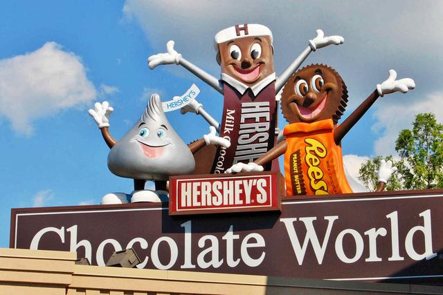 Đến Mỹ tham quan 10 nhà máy kẹo nổi tiếng thế giới - Ảnh 2.
