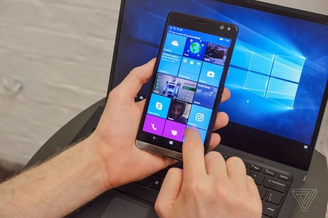 HP ngừng phát triển điện thoại Windows Phone - Ảnh 1.