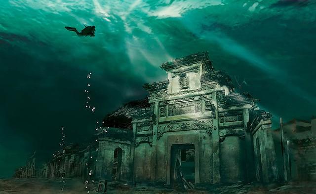 Những nơi bỏ hoang có vẻ đẹp ma mị trên thế gian (Phần 2) - Ảnh 1.