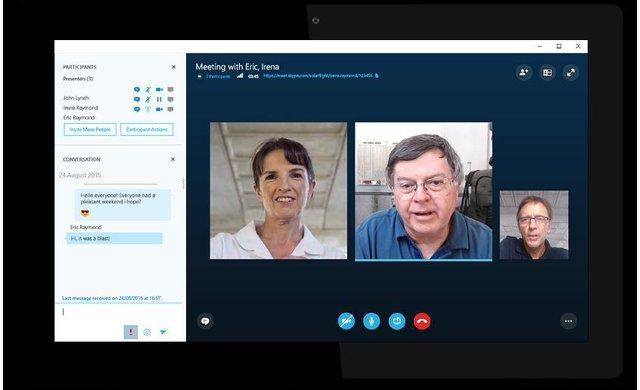 Microsoft đưa trợ lý ảo Cortana lên ứng dụng Skype - Ảnh 1.