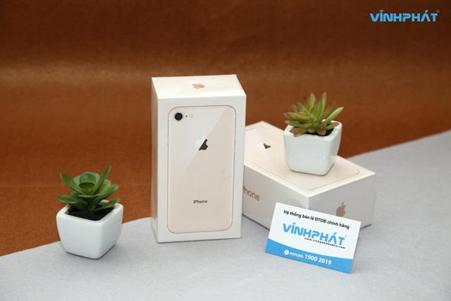 Vinh Phat ETI CO nhập khẩu trực tiếp iPhone 8 cung cấp thị trường Việt Nam - Ảnh 1.