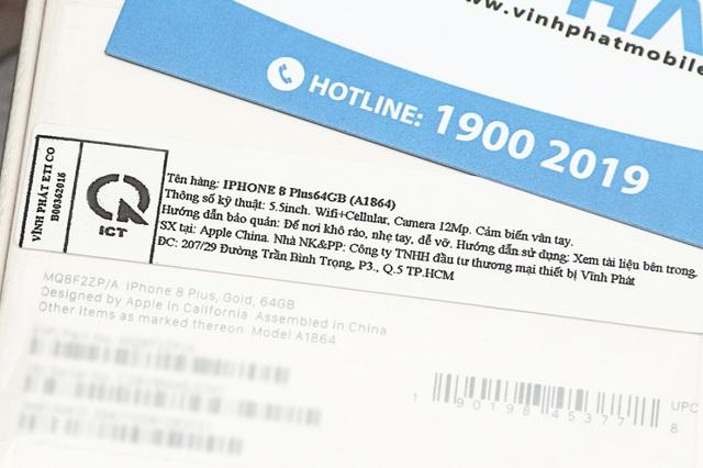 Vinh Phat ETI CO nhập khẩu trực tiếp iPhone 8 cung cấp thị trường Việt Nam - Ảnh 2.