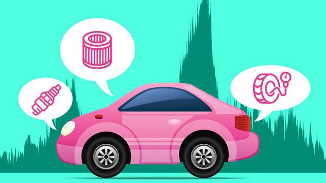 Sắp có ứng dụng báo cáo tình trạng hư hỏng của xe hơi - Ảnh 1.