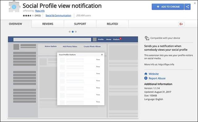 Có cách nào để biết ai đã xem tài khoản Facebook của bạn không? - Ảnh 1.