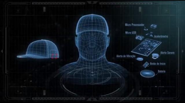 Ford sắp tung ra mũ lái xe thông minh - Ảnh 1.