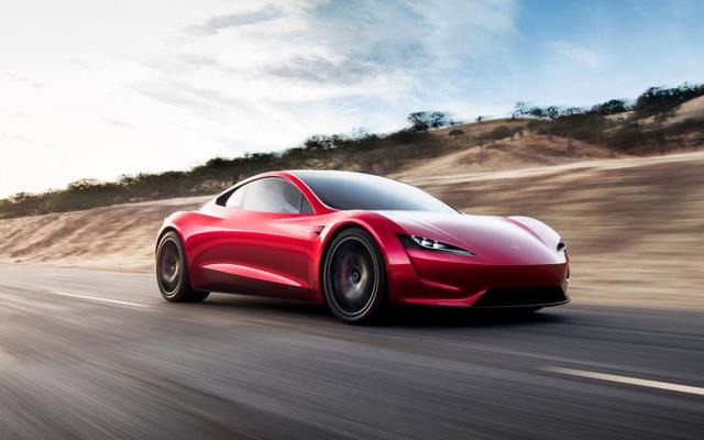 Tesla sắp tung ra Roadster: Siêu xe thể thao chạy bằng điện nhanh nhất thế giới - Ảnh 1.