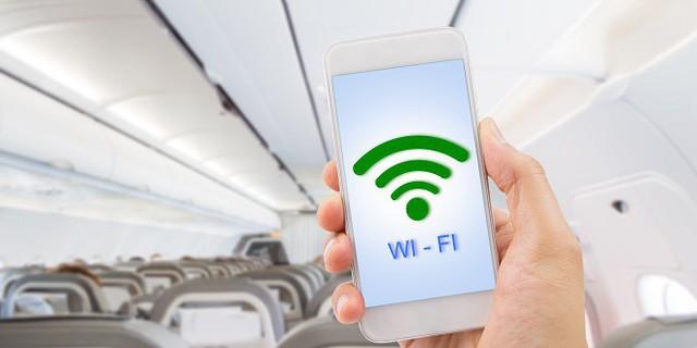 Chất lượng Wi-Fi trên một số chuyến bay quốc tế sẽ được cải thiện - Ảnh 1.