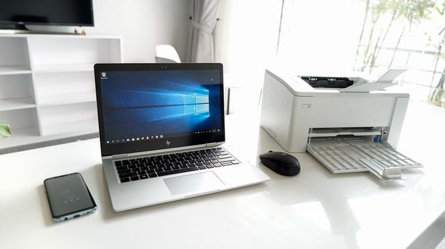 Máy in HP Laserjet Pro: lựa chọn tốt cho văn phòng - Ảnh 3.