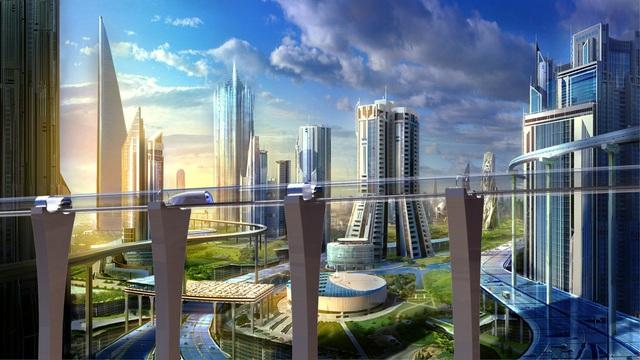 Elon Musk đang xây dựng hệ thống giao thông siêu tốc - Ảnh 3.