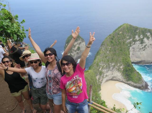 Đến Bali, chụp selfie đến chết - Ảnh 3.