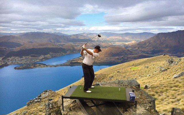 Những sân golf  làm khó người chơi nhất thế giới - Ảnh 3.