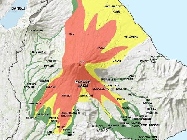 Đi Bali coi chừng thảm họa núi lửa phun trào - Ảnh 3.
