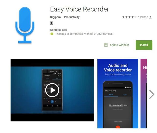 10 ứng dụng ghi âm tốt nhất cho thiết bị Android - Ảnh 3.