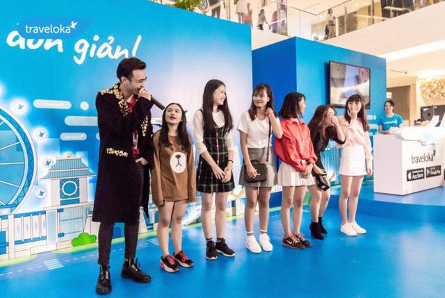 Soobin Hoàng Sơn hát hết mình tại sự kiện du lịch Traveloka - Ảnh 3.