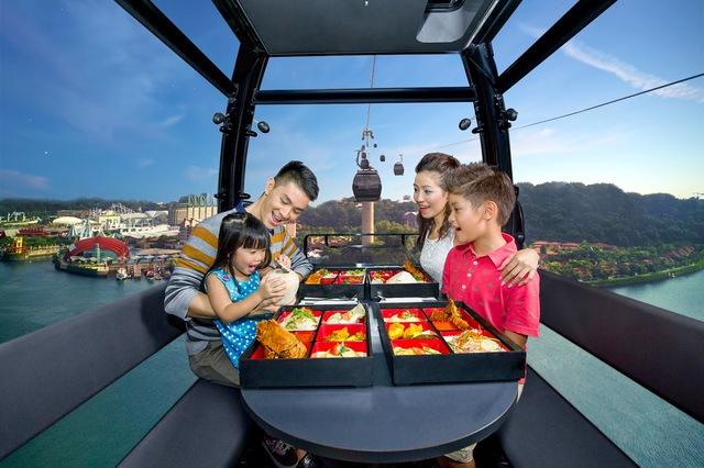 Singapore – đảo quốc thiên đường cho gia đình du lịch hè - Ảnh 4.