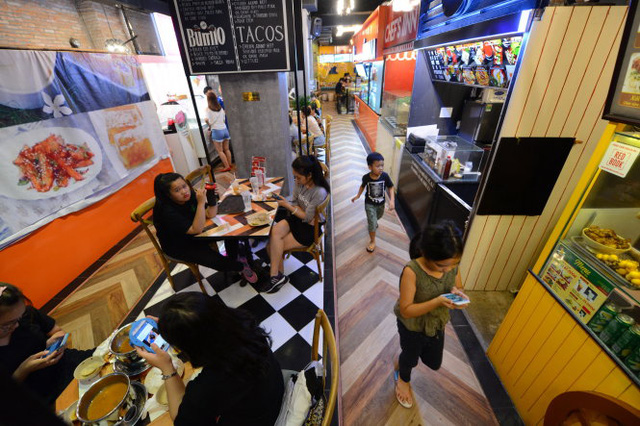 Khám phá ẩm thực cả thế giới dưới lòng Sài Gòn - Ảnh 4.