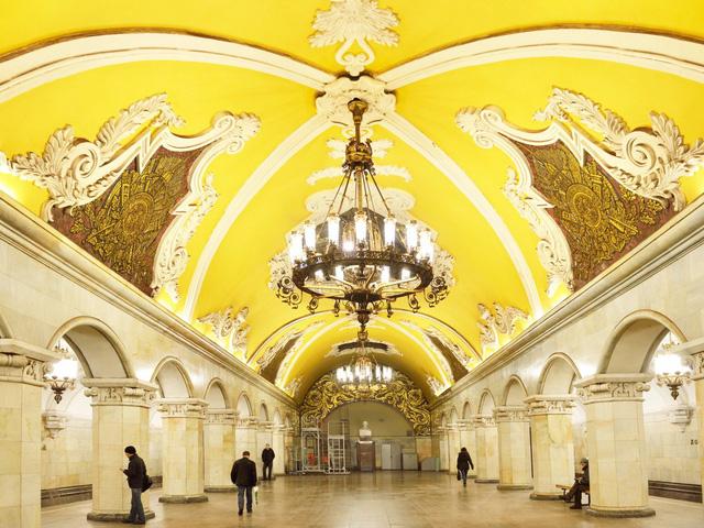Những nhà ga đẹp nhất thế giới chờ bạn đến tham quan - Ảnh 4.
