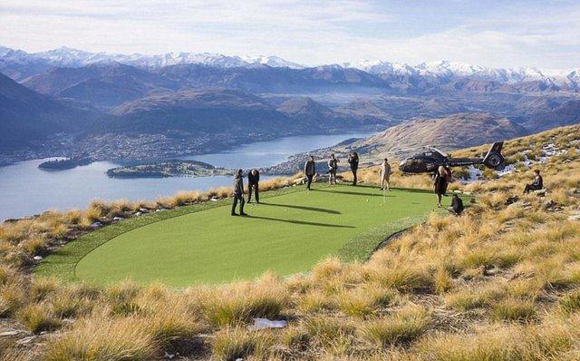 Những sân golf  làm khó người chơi nhất thế giới - Ảnh 4.