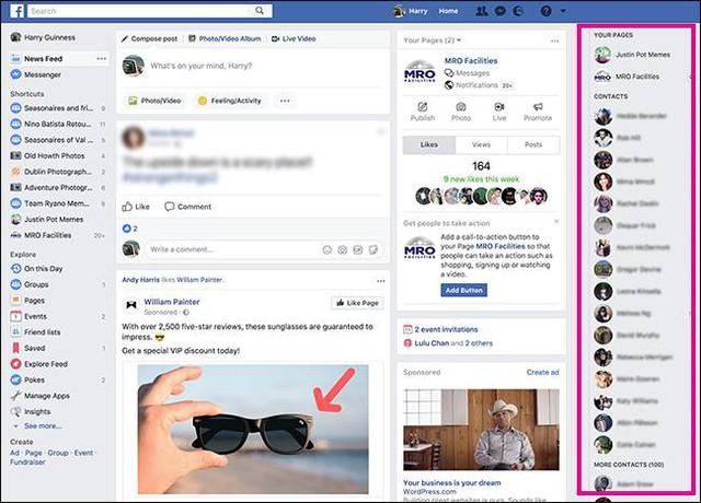 Có cách nào để biết ai đã xem tài khoản Facebook của bạn không? - Ảnh 4.