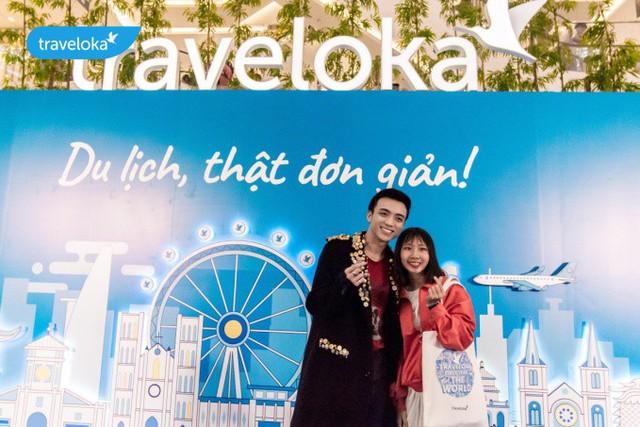 Soobin Hoàng Sơn hát hết mình tại sự kiện du lịch Traveloka - Ảnh 4.