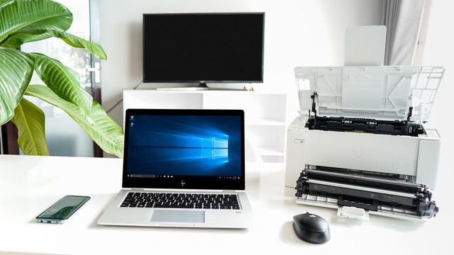 Máy in HP Laserjet Pro: lựa chọn tốt cho văn phòng - Ảnh 5.