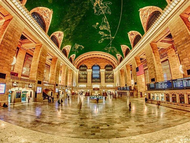 Những nhà ga đẹp nhất thế giới chờ bạn đến tham quan - Ảnh 5.