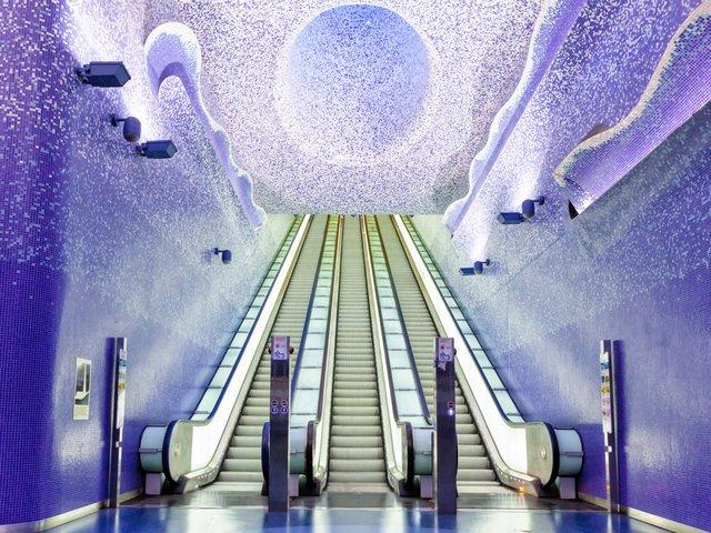 Những nhà ga đẹp nhất thế giới chờ bạn đến tham quan - Ảnh 6.