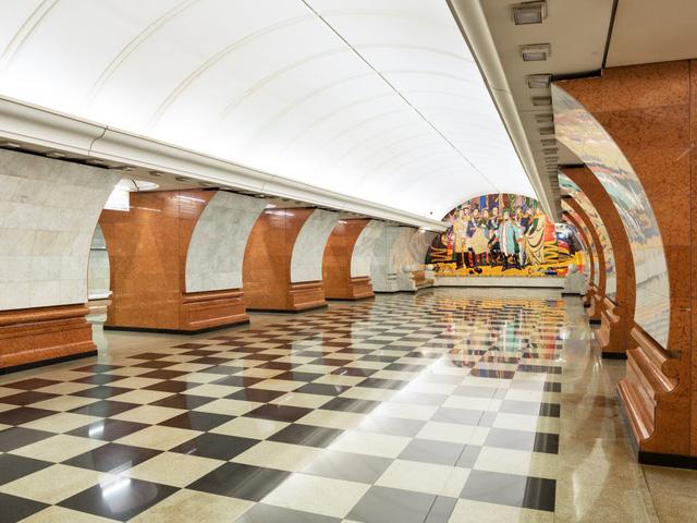 Những nhà ga đẹp nhất thế giới chờ bạn đến tham quan - Ảnh 8.