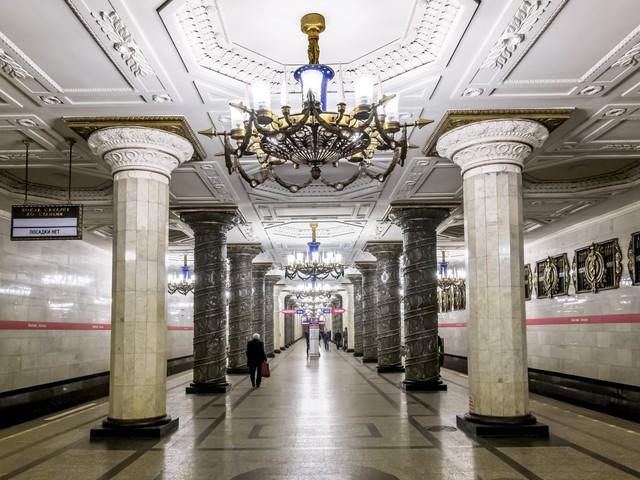 Những nhà ga đẹp nhất thế giới chờ bạn đến tham quan - Ảnh 9.