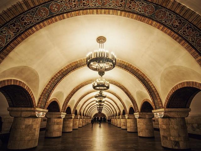 Những nhà ga đẹp nhất thế giới chờ bạn đến tham quan - Ảnh 10.