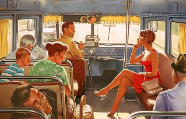 10 chuẩn bị cần biết khi ngồi xe buýt đi du lịch - Ảnh 8.