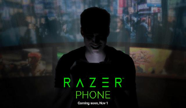 Smartphone đầu tiên của Razer sẽ có RAM 8GB? - Ảnh 1.