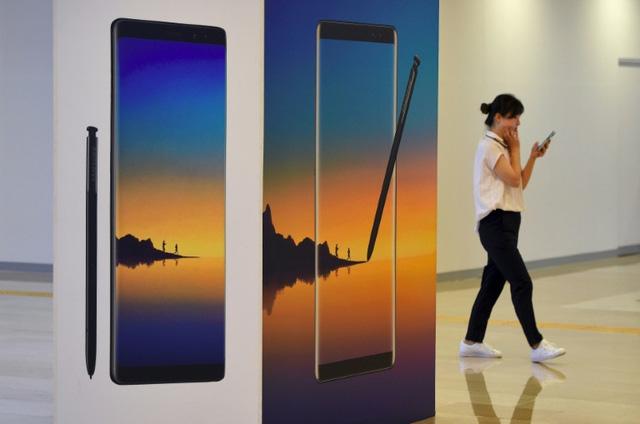 Samsung Electronics lập kỷ lục lợi nhuận quý ba 2017 - Ảnh 2.