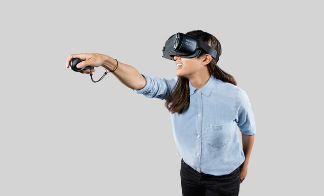 Samsung cải tiến VR, Apple tiến sâu vào AR - Ảnh 1.