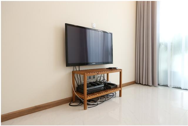 Lột xác phòng khách bằng 1 thao tác với TV Samsung - Ảnh 2.