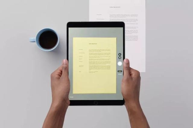 Cách dùng tính năng quét tài liệu trong iOS 11 - Ảnh 1.