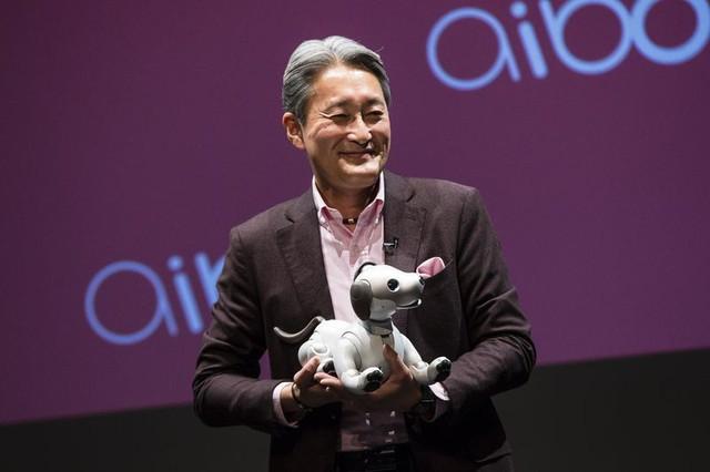 Sony ra mắt chó robot mới ứng dụng trí tuệ nhân tạo - Ảnh 2.