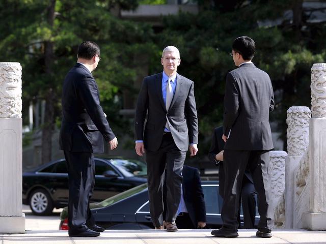Tim Cook và Mark Zuckerberg gặp ông Tập Cận Bình tại Bắc Kinh - Ảnh 2.