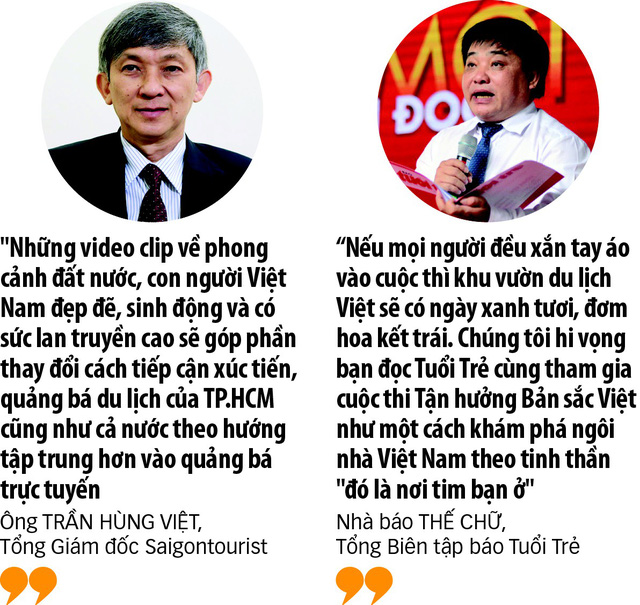 Ảnh flycam gây ấn tượng tại cuộc thi Tận hưởng Bản sắc Việt - Ảnh 2.