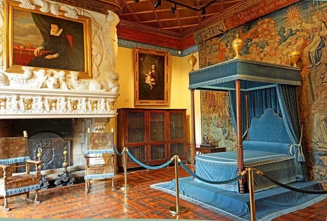 Tham quan tòa lâu đài của những quý bà ở Pháp - Ảnh 3.
