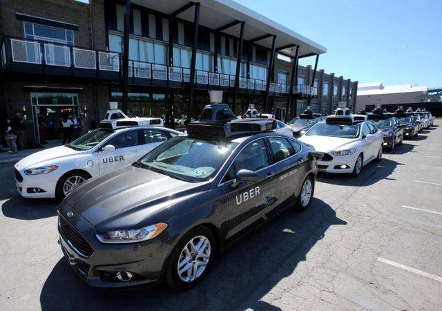 Uber bị điều tra vì cáo buộc dùng phần mềm do thám đối thủ - Ảnh 1.