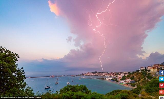 Du ngoạn qua những bức ảnh cực đẹp về thời tiết - Ảnh 12.