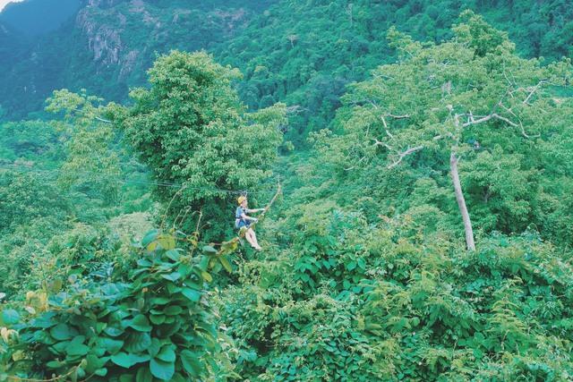 Rong chơi như Tarzan ở Vang Vieng - Ảnh 9.