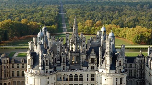 7 lâu đài nhất định phải ngắm khi đến Pháp - Ảnh 1.