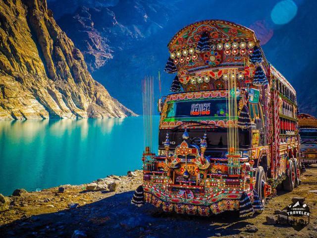 Cao tốc Karakoram: kỳ quan thứ 8 của nhân loại - Ảnh 3.