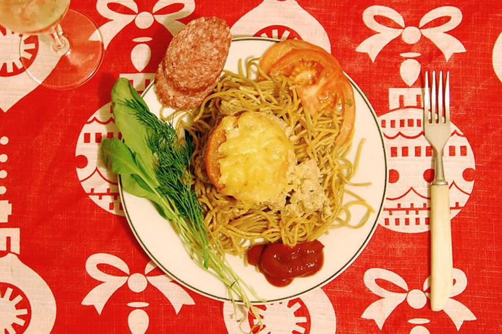 Thế giới ăn gì vào bữa tối Giáng sinh? - Ảnh 8.