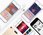 Apple âm thầm ra mắt iPod Touch mới