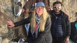 Người phụ nữ 52 tuổi đạt kỷ lục leo 7 đỉnh núi cao nhất thế giới