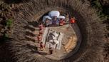 Thám hiểm thành phố cổ dưới lòng đất từng là nơi ẩn náu của 20.000 người - ảnh 11