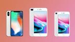 Dân công nghệ nói gì về iPhone 8 và iPhone X?